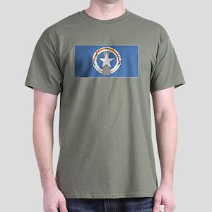 NMI flag Dark T-Shirt