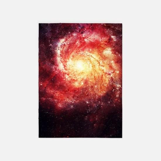 Galaxy  5'x7'Area Rug