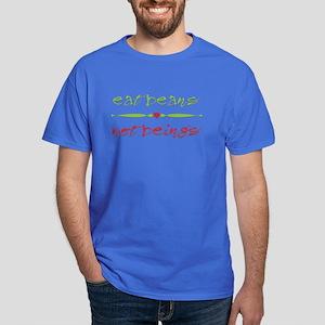 Eat Beans Not Beings Dark T-Shirt