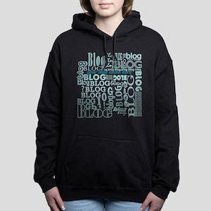 Your Blog Name Hooded Sweatshirt