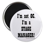 I am a Stage Manager for light products Magnets