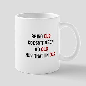 Being Old Mugs
