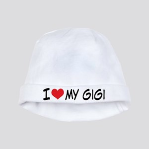 I Heart My Gigi baby hat