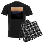 Sunset at Shelter Cove Pajamas