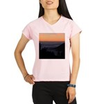 Sunset at Shelter Cove Performance Dry T-Shirt