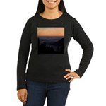 Sunset at Shelter Cove Long Sleeve T-Shirt
