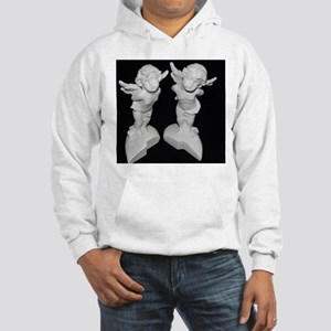 Angel of Love Hooded Sweatshirt