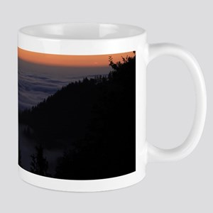 Sunset at Shelter Cove Mugs