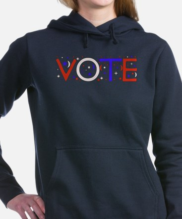 vote_election2008_01.png Hooded Sweatshirt