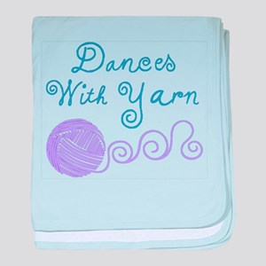 DancesWithYarnDark baby blanket