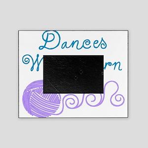 DancesWithYarnDark Picture Frame