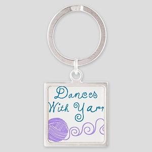 DancesWithYarnDark Keychains