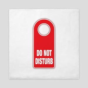 Do Not Disturb Queen Duvet