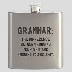 Grammar Shit Flask