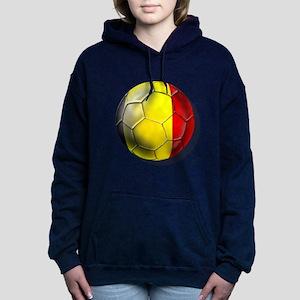 Belgium Football Hooded Sweatshirt