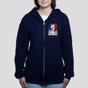 France Football Zip Hoodie