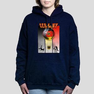 Germany Football Hooded Sweatshirt