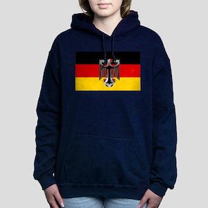 German Soccer Flag Hooded Sweatshirt