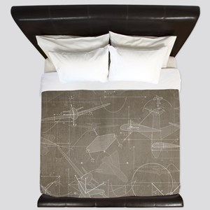 Aerodynamics King Duvet