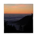 Sunset At Shelter Cove Queen Duvet