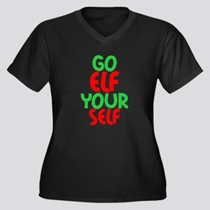 GoElfYourself Plus Size T-Shirt