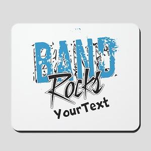 Customize BAND Rocks Mousepad