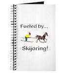Skijoring Horse Journal