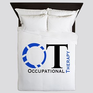 OT Occupational Therapy Queen Duvet