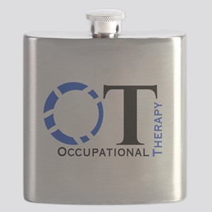 OT Occupational Therapy Flask