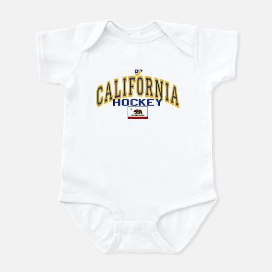 Cali Gold Hockey Infant Bodysuit