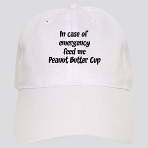 Feed me Peanut Butter Cup Cap