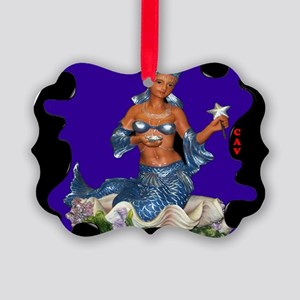 YEMAYA CUSTOMIZABLE Picture Ornament