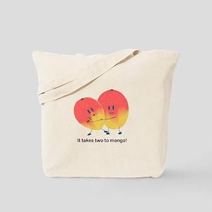 Two To Mango Tote Bag