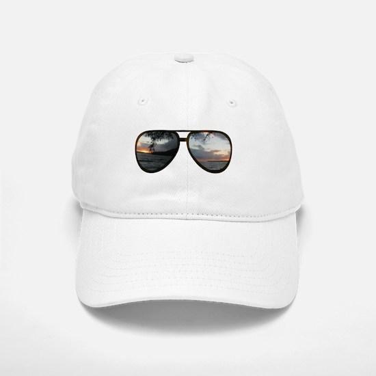 Hawaii Sunglasses Baseball Baseball Baseball Cap