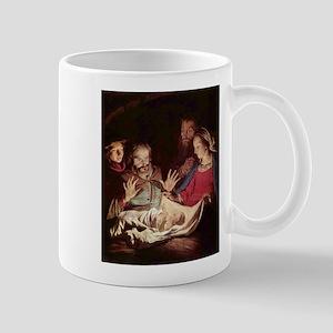 Nativity by Gerard van Honthorst Mugs