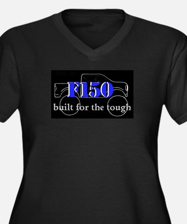 F150 Design Plus Size T-Shirt