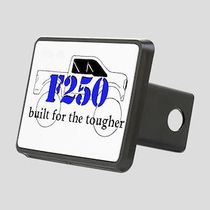 F250 Rectangular Hitch Cover