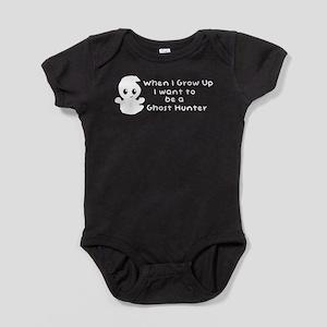 When I Grow Up Baby Bodysuit