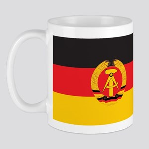 East Germany Flag Mug