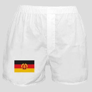 East Germany Flag Boxer Shorts