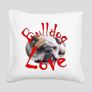 val Square Canvas Pillow