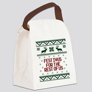 FESTIVUS FOR THE REST OF US™ Canvas Lunch Bag