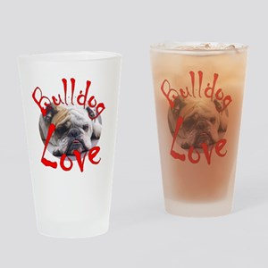 val Drinking Glass