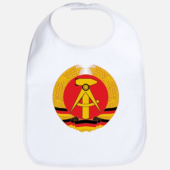 East Germany Bib