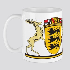 Baden-Wurttemberg Coat Of Arm Mug