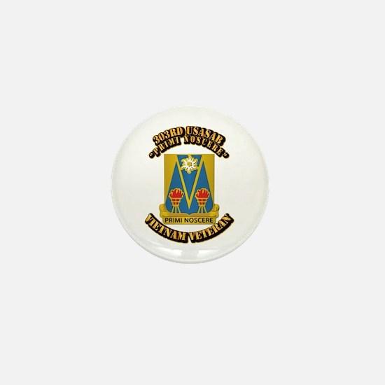 Army - 303rd USASA Bn Mini Button