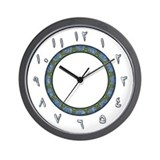 Arabic numerals Basic Clocks