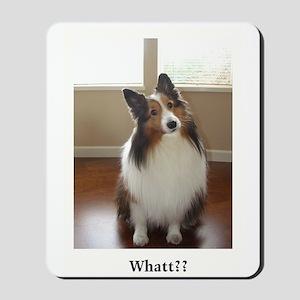Whatt?? Mousepad