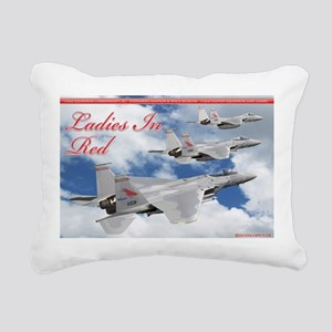 Ladies in Red F-15 Eagles of the 123rd Rectangular