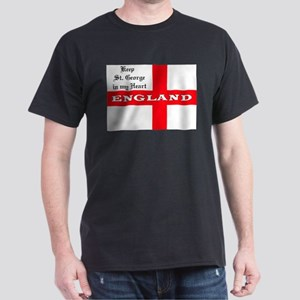St. George's Flag Dark T-Shirt